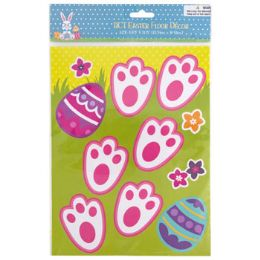 48 Units of EASTER BUNNY TRACKS FLOOR - Easter