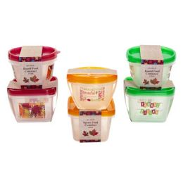 48 Units of Food Storage Container 2pk - Food Storage Containers