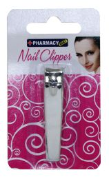 48 Units of Nail Clipper In Blister Pack - Manicure and Pedicure Items