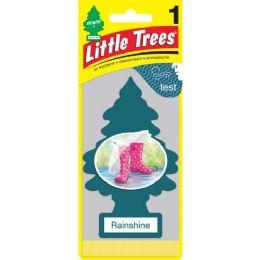 24 Units of Little Tree Rainshine Car Freshener 1's - Air Fresheners