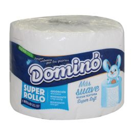 48 Units of Domino Super Rolls 365 Sheets 2ply 4 X 4.5 Super Soft - Tissues