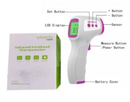 INFRARED FOREHEAD THERMOMETER IN DISPLAY BOX - PPE Thermometer