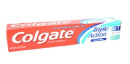 24 Units of Colgate T/p 2.5 Oz Triple Action - Toothbrushes and Toothpaste