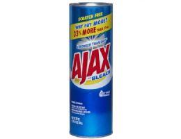 12 Units of Ajax Powder 28 Oz Cleanser W/bleach - Store
