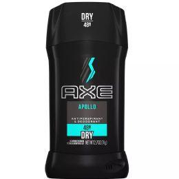 12 Units of Axe 2.7oz Solid Apollo - Store