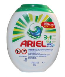 4 Units of ARIEL 90 CT PODS 3IN1 HE - Store