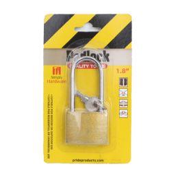 24 Units of Brass Padlock 1.8 X 1.4 Inches - Padlocks and Combination Locks