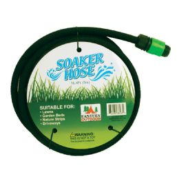 12 Units of Soaker Hose 16 Ft Add Hose Extension - Garden Hoses and Nozzles