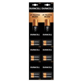 60 Units of Duracell Blister Packs AA-2 - Electronics