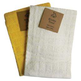 48 Units of Kitchen Towel 1 Pk Assorted - Kitchen Towels