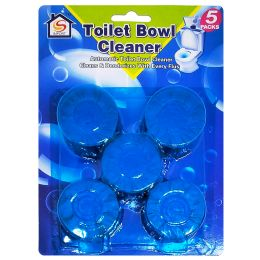 48 Units of AUTOMATIC 5PK TOILET BOWL CLEANER (50GX5) - Kitchen & Dining