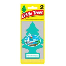 72 Units of LITTLE TREE 2PK BAYSIDE BREEZE - Air Fresheners