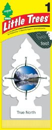 24 Units of LITTLE TREE 1PK TRUE NORTH - Air Fresheners