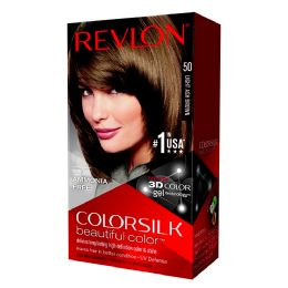 12 Units of Color Silk #50 Light Ash Brown - Hair Products