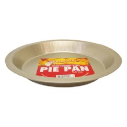 48 Units of PIE PAN 9.5 INCH ROUND METAL - Frying Pans and Baking Pans