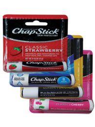 13 Units of Chapstick 0.15 Oz Assorted Variety - Lip Gloss