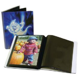 48 Units of Halloween Photo Album Assorted Designs - Halloween & Thanksgiving