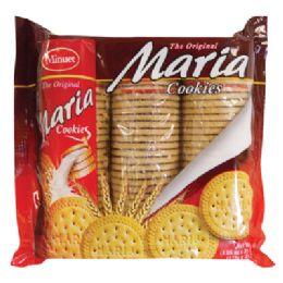 24 Units of Minuet Maria Cookies 3 Pk 12.15 Oz Original - Food & Beverage