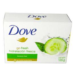 48 Units of Dove Bar Soap 4.75 Oz Go Fresh - Soap & Body Wash