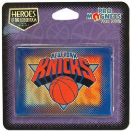 36 Units of New York Knicks Nba Refrigerator Magnet - Refrigerator Magnets