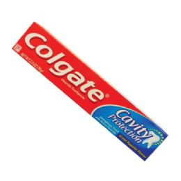 24 Units of COLGATE TOOTHPASTE 2.5 OZ REGULAR/CAVITY PROTECTION - Toothbrushes and Toothpaste