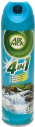12 Units of Air Wick Air Freshener 8 Oz Fresh Waters Scent - Cleaning Products