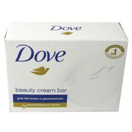 48 Units of Dove Bar Soap 4.75 Oz White Bar - Soap & Body Wash