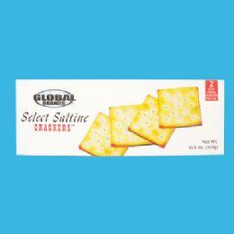 12 Units of Saltine Crackers 10.6 oz - Food & Beverage