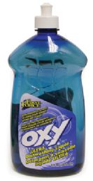 12 Units of ULTRA DISHWASHING LIQUID 28 OZ. OXY BLUE - Cleaning Products