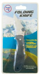 36 Units of PRIDE CAMPING KNIFE 2.5 INCH BLADE