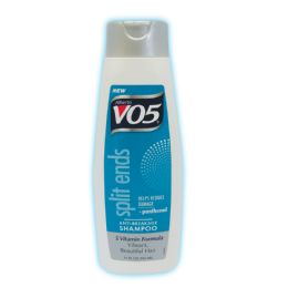 6 Units of Vo5 Shampoo 11 Oz Split Ends - Shampoo & Conditioner
