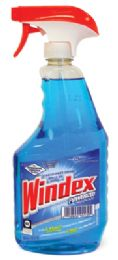 12 Units of Windex MultI-Surface Cleaner 32 Oz Power Trigger With Ammonia - Cleaning Products