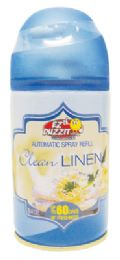 12 Units of Air Freshener Refill 8.5 Oz Clean Linen - Air Fresheners