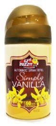 12 Units of Air Freshener Refill 8.5 Oz Vanilla - Air Fresheners
