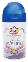 12 Units of Air Freshener Refill 8.5 Oz Lavender - Cleaning Products