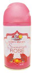 12 Units of Air Freshener Refill 8.5 Oz Rose - Air Fresheners