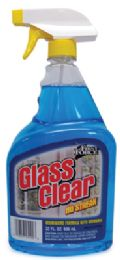 12 Units of FIRST FORCE GLASS CLEANER 32 OZ - Cleaning Products