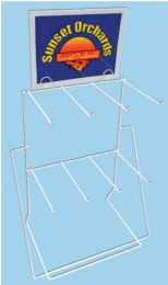 SUNORCH COUNTER RACK 21X12X14 - Hardware Products