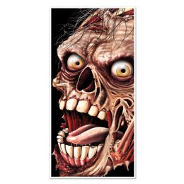 12 Units of Zombie Door Cover indoor & outdoor use - Photo Prop Accessories & Door Cover