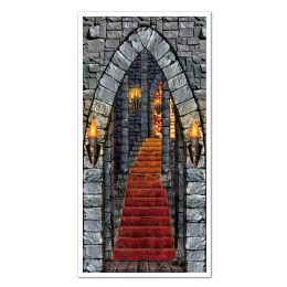 12 Units of Castle Entrance Door Cover indoor & outdoor use - Photo Prop Accessories & Door Cover