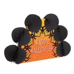 12 Units of Halloween Spiders Pop-Over Centerpiece - Party Center Pieces