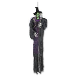 Wicked Witch Creepy Creature posable arms - Party Novelties
