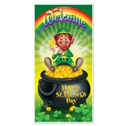 12 Units of Leprechaun Door Cover indoor & outdoor use - Photo Prop Accessories & Door Cover