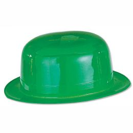48 Units of Green Plastic Derby - NO UPC CODE one size fits most - St. Patricks