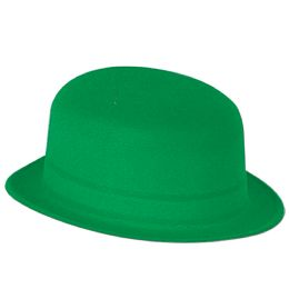 24 Units of Green Velour Derby one size fits most - St. Patricks