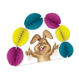 12 Units of Easter Bunny Pop-Over Centerpiece - Party Center Pieces