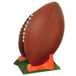 12 Units of 3-D Football Centerpiece - Party Center Pieces