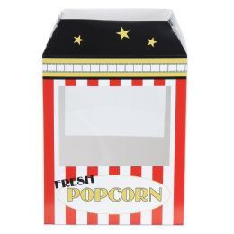12 Units of Popcorn Machine Centerpiece assembly required - Party Center Pieces