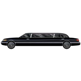 12 Units of Jointed Limo - Bulk Toys & Party Favors