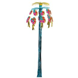 12 Units of Hibiscus Cascade Fountain - Party Center Pieces